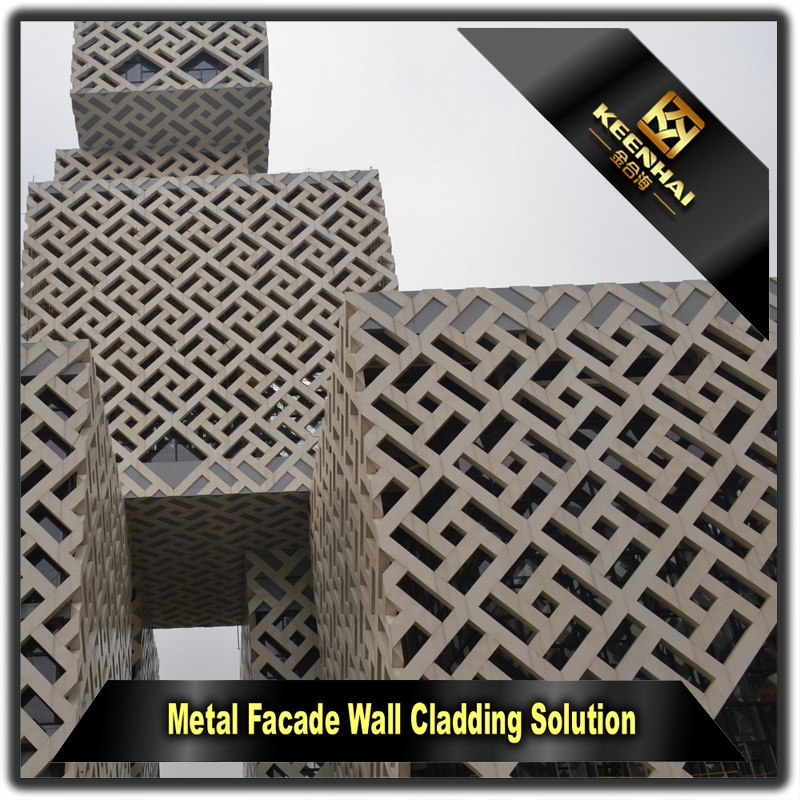 China Wholesale Aluminium External Wall Panels for Curtain Wall