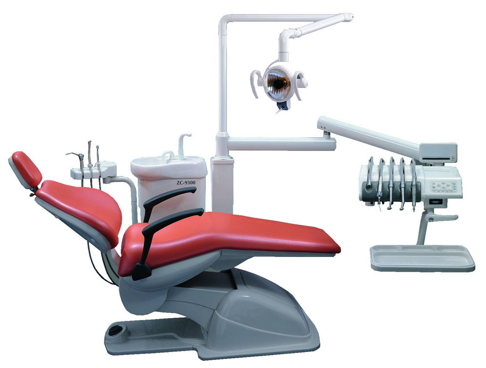 Computer Controlled Intergal Dental Unit (ZC-9300top mounted)