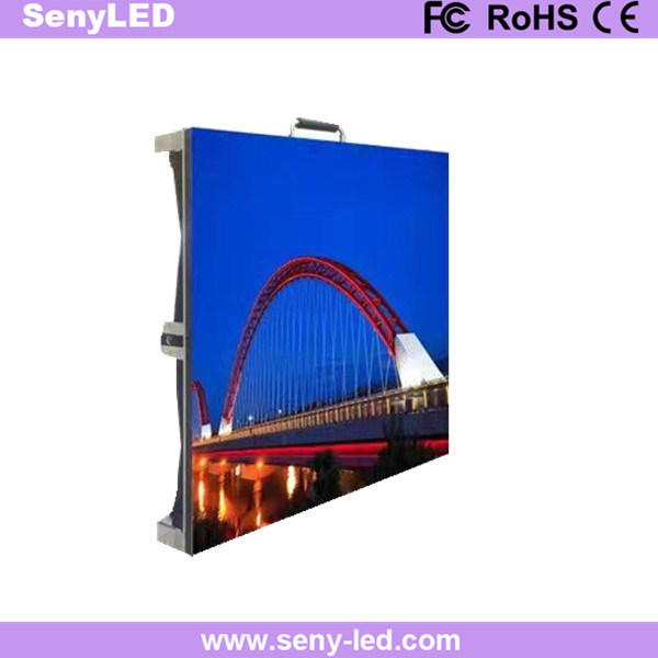 P6.25 Outdoor Die-Casting Aluminum LED Rental Display