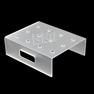 Acrylic Push Pop Container Stand (BPS-12)