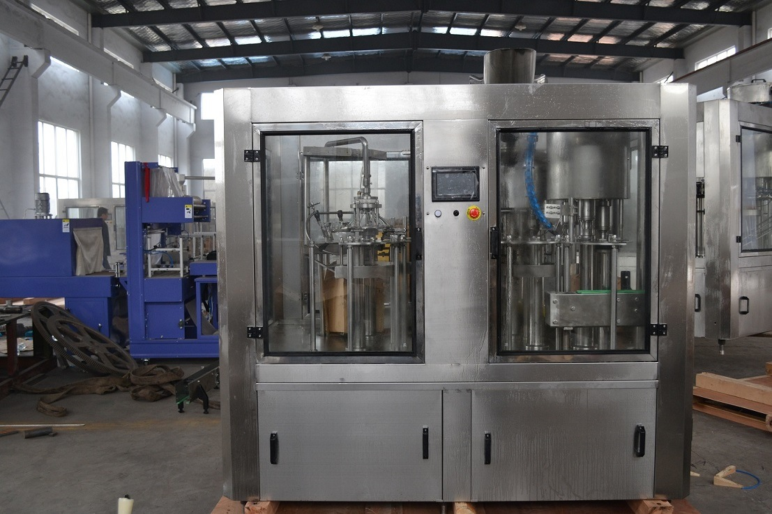 Water Filling Machine (CGF-883)