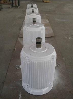 15kw 125rpm Vertical Permanent Magnet Generator