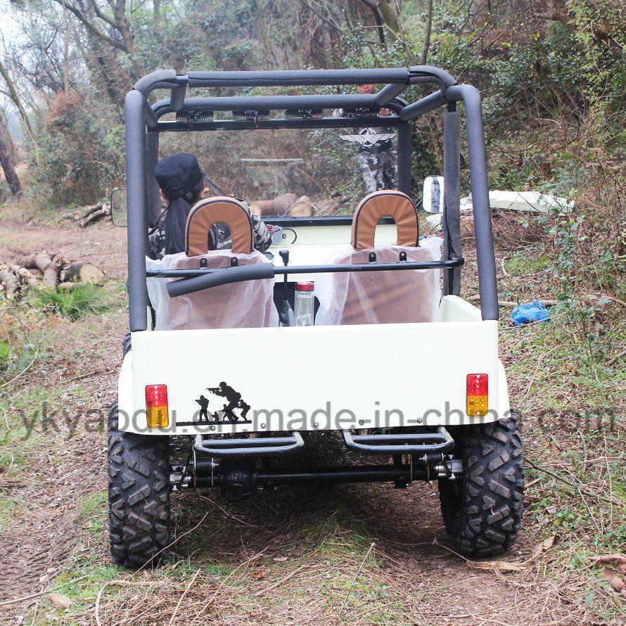 New 250cc Jeep