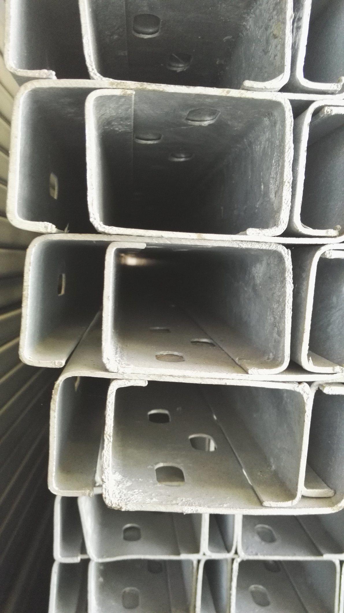 Steel Strut Channel (C TYPE)