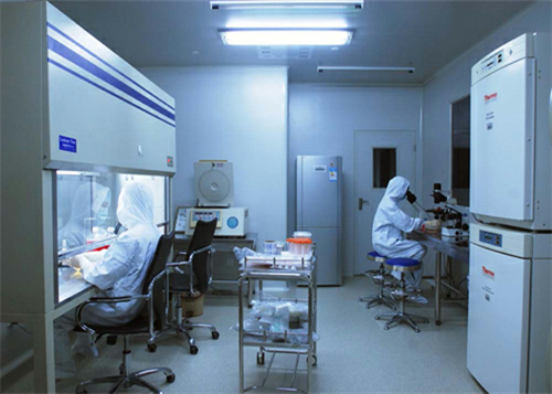 Pi~IV Laboratory for Research Institute&Hospital