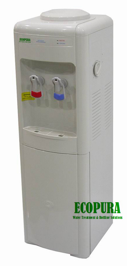 European Desgin Hot & Cold Water Dispenser with 16L Cabinet