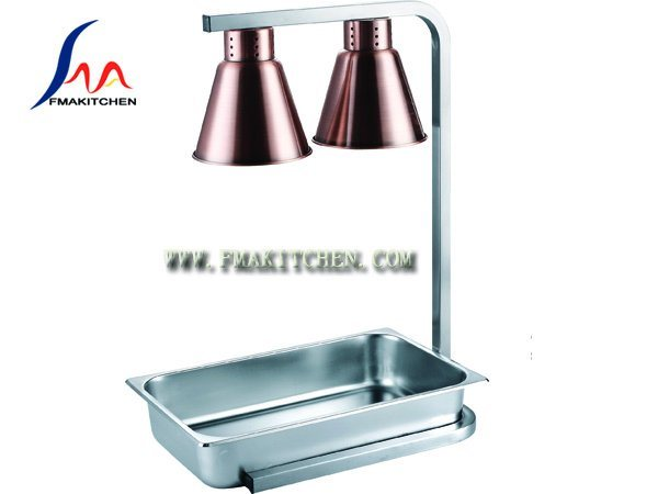 Heating Lamp/Food Warmer, Can Collocate 1/1 Gn Pan