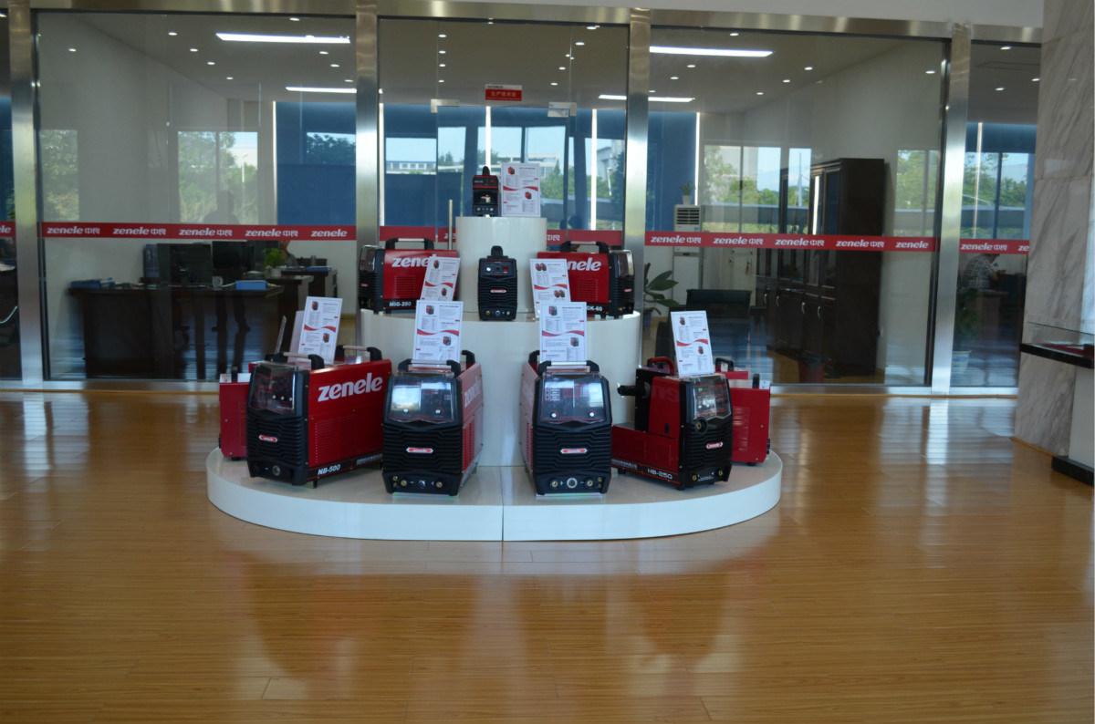 Inverter IGBT MIG Mag Welding Machine MIG-250