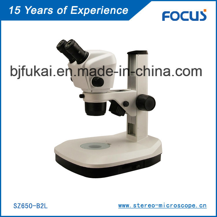 Stable Quality 0.68X-4.6X Binocular Microscope for Professional Factory