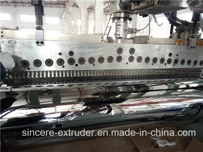 Polycarbonate Acrylic PVC PP Pet PE EPE PS Foam Marble Sheet Production Extrusion Line