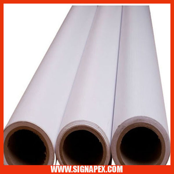 High Strength Yarn Frontlit Flex PVC Banner Sf550