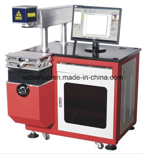 CO2 Laser Marking Machine for Crystal, Rubber