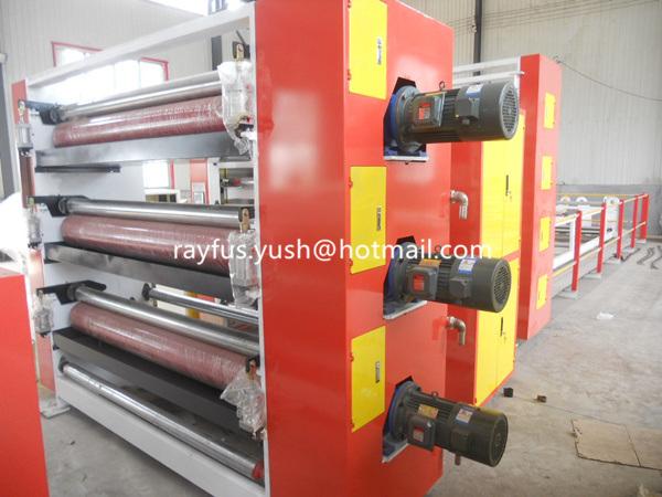 2/3/4-Layer Hard Cardboard Production Line