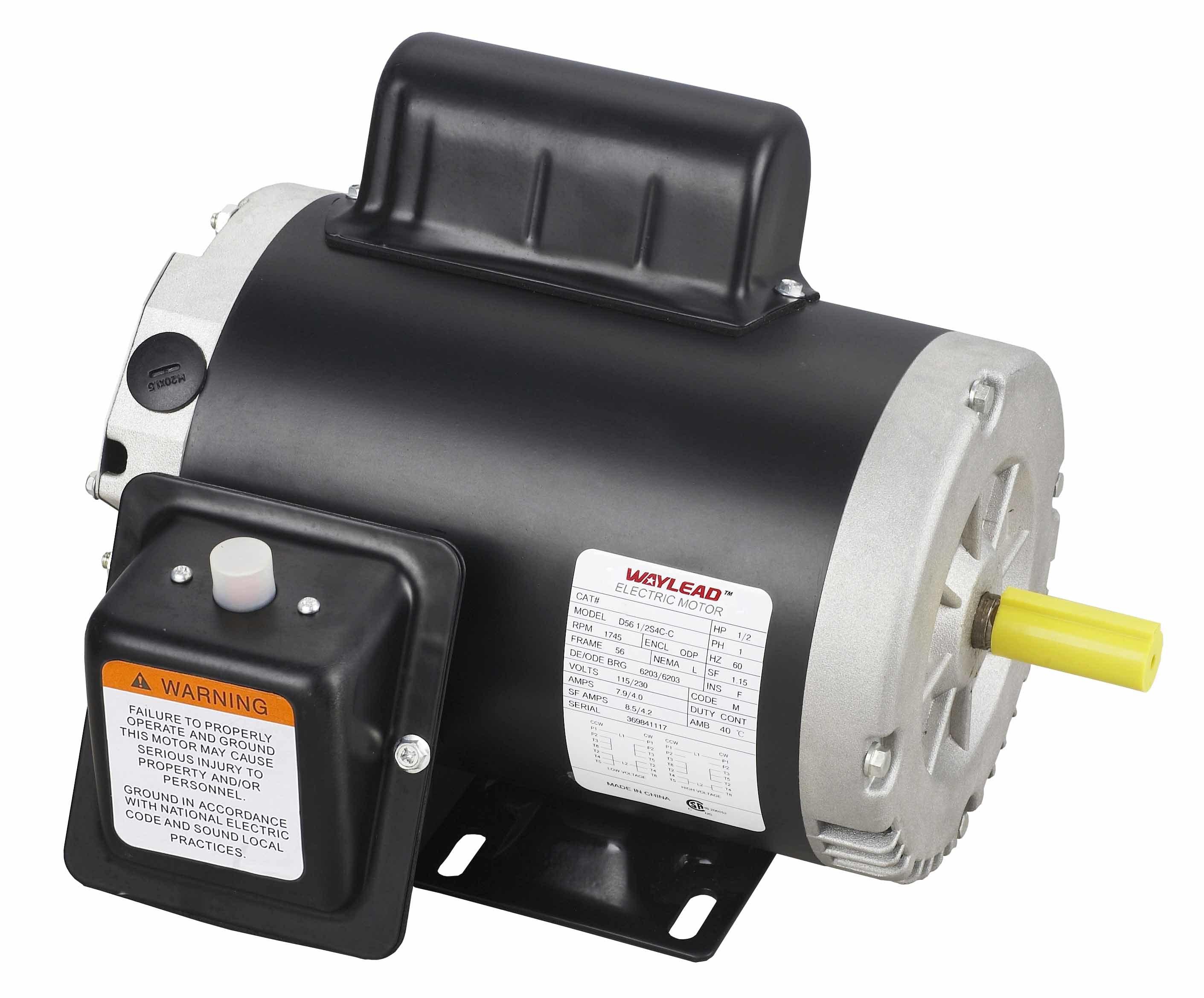 China capacitor running single phase ac motor photos for 1 phase ac motor