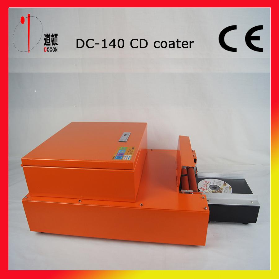 CD/DVD UV Coater Machine