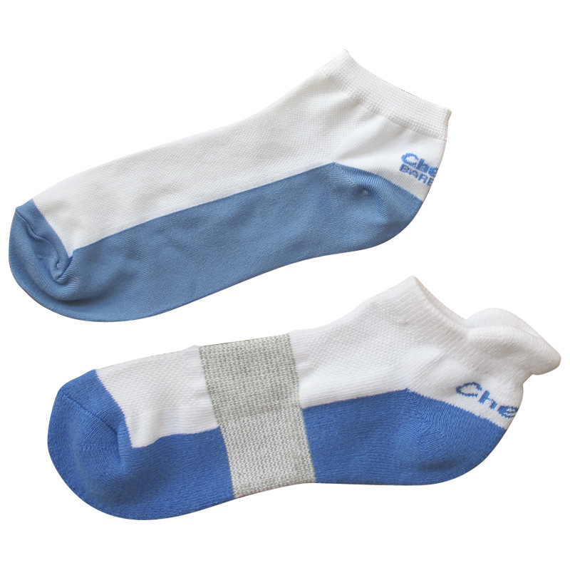 Cotton Microfiber Nylon Sports Socks with Arch Support (CMS-01)