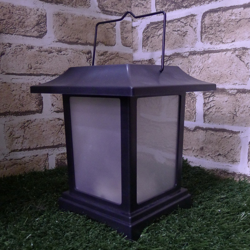 Tristar Hologram Colour Changing Lantern
