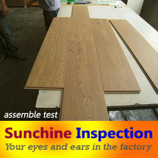 Wooden Product Quality Control Inspection/Pre-Shipment Inspection/Container Loading Check/Factory Audit