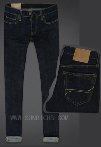 Men′s Coated Denim Jeans (J04001)