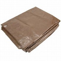 50GSM-300GSM Plastic Sheet Awning Laminated Truck Cover PE Tarpaulin