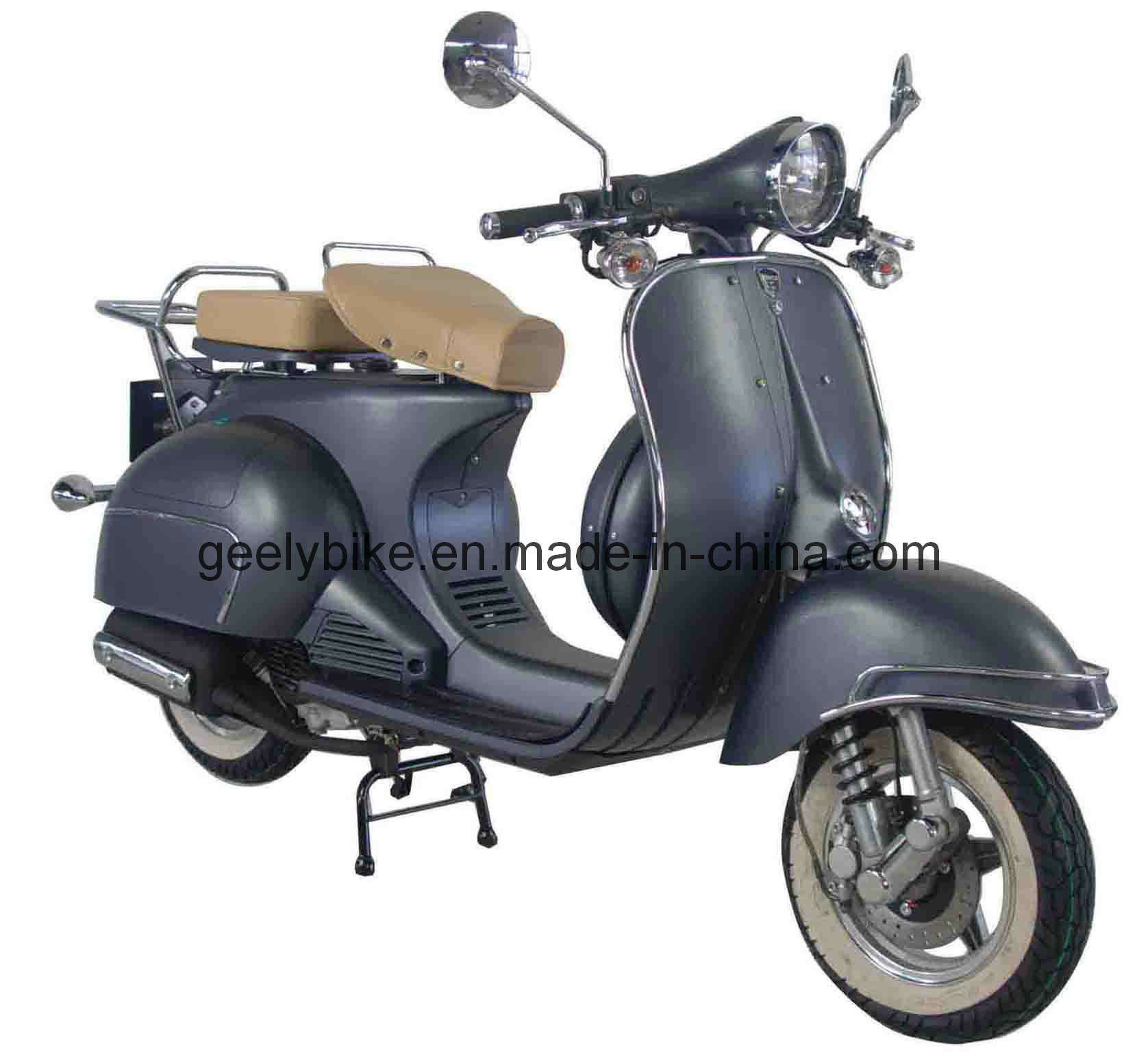 50cc Vespe Vintage Scooter DOT/EPA Approved