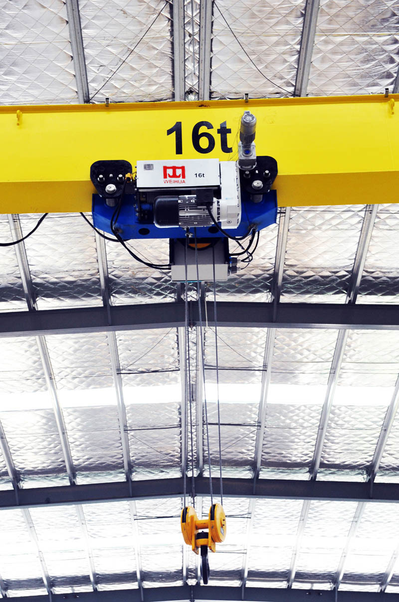 Overhead Crane with Hoist