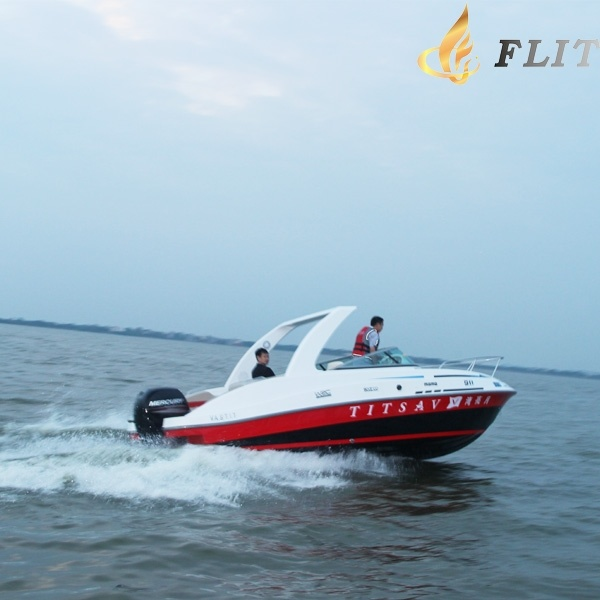 Certificated Boats for Holiday Sports Leisure