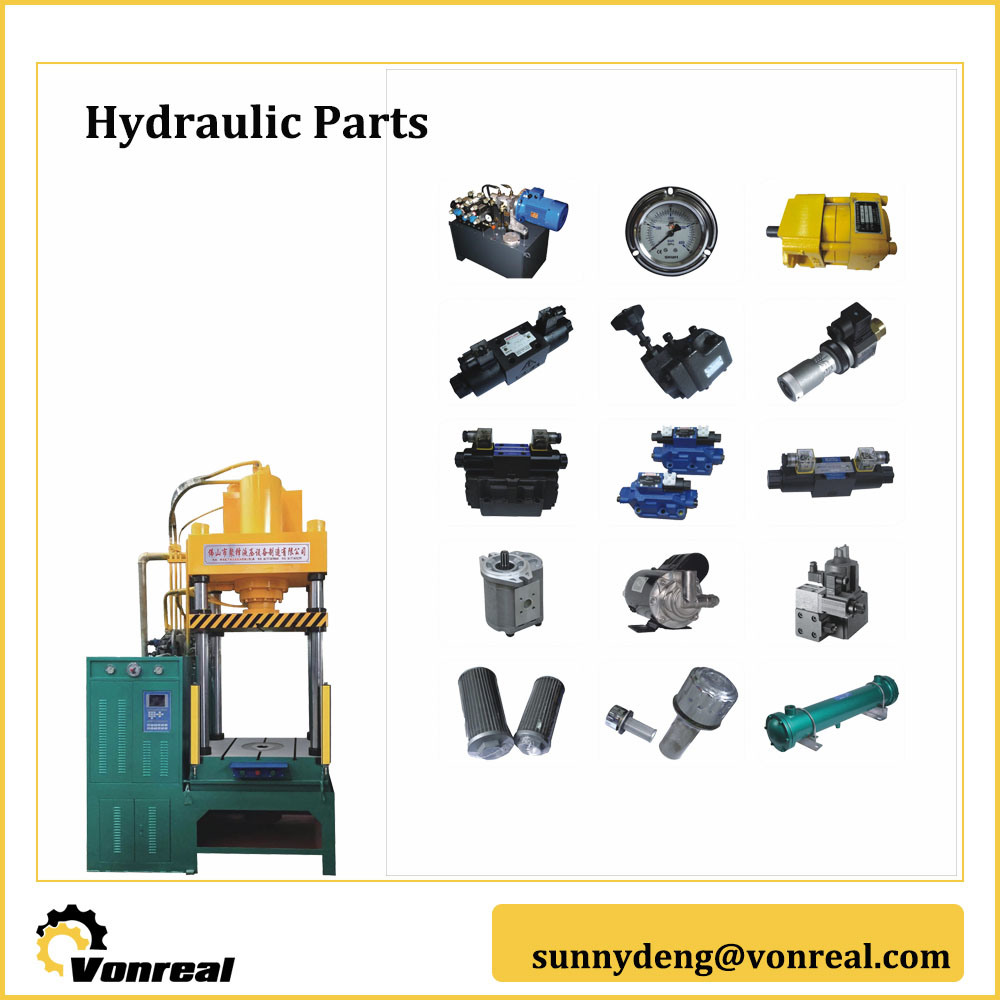Hydraulic Components for Hydraulic Drawing Press