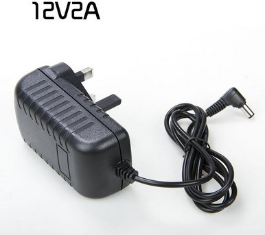 24W AC/DC Adapter with EU Plug