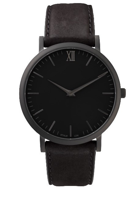 Simple Thin Watch for Man