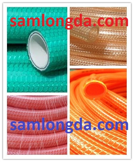Knitted PVC Hose for Water & Garden (19*25)