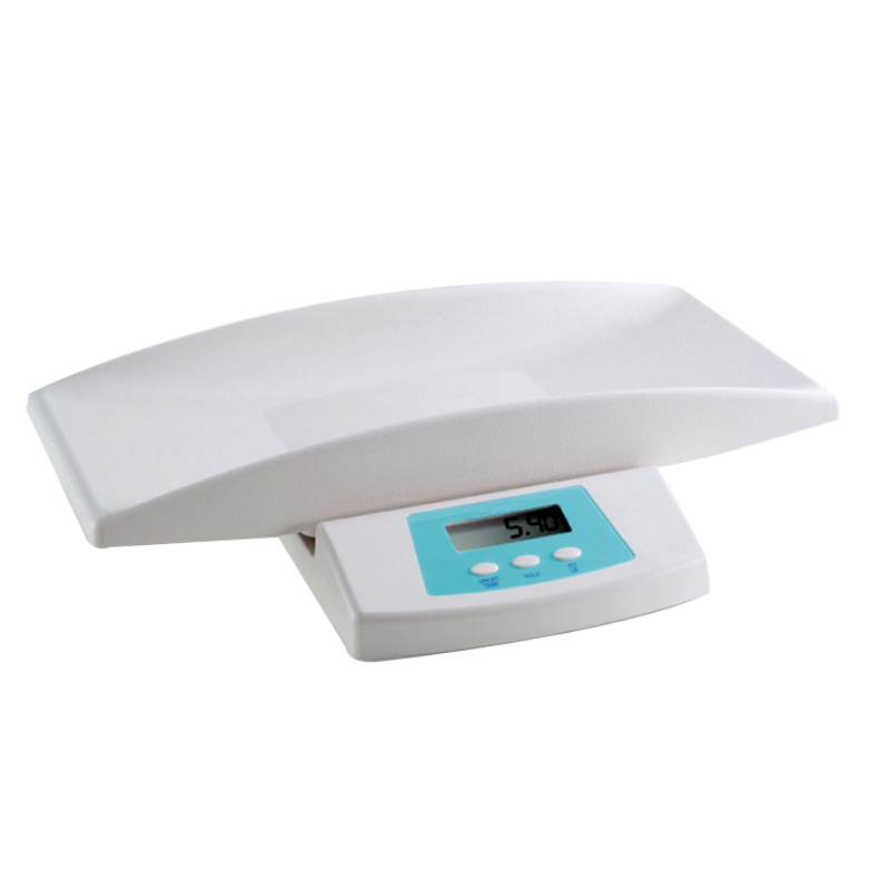Electronic Baby&Mother Care & Toddler Scale with Removable Platform