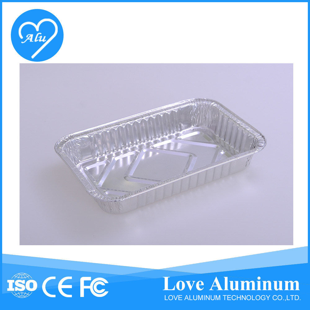 Disposable Aluminum Foil Food Packaging