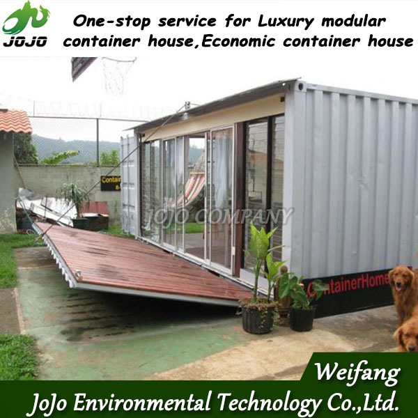 Cheap Container House for Sale (Simple design and economic cost)