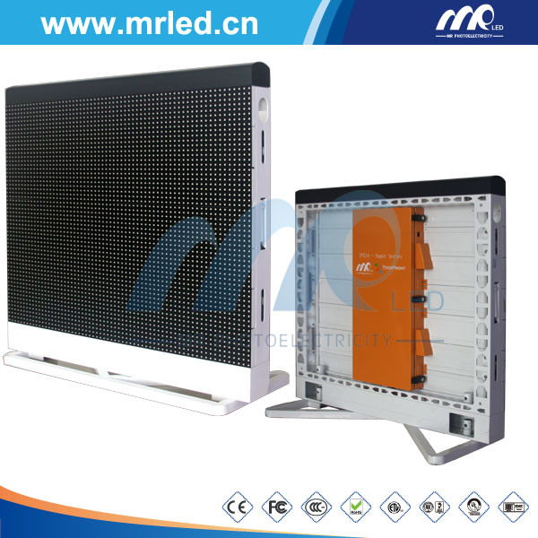 Outdoor LED Display for Sports Advertising