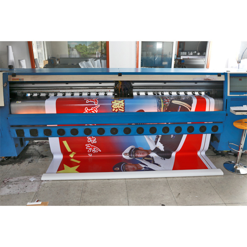 Outdoor Digitial Printing PVC Flex Vinyl Banner for Advertising (GS004)
