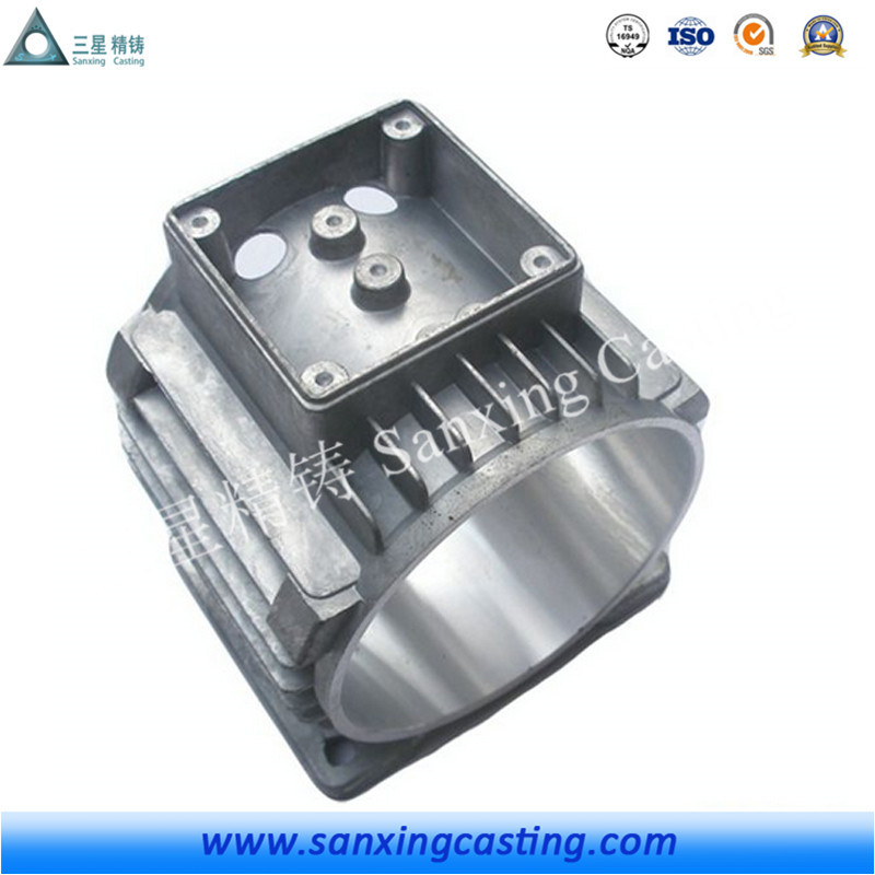 Carbon Steel / Iron Casting Part for Machinery/Machining/Auto/Motor Part