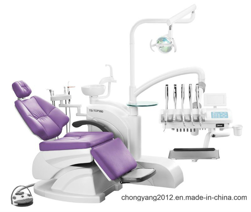 Computer Control Dental Chair Unit with Denmark Linak Motor