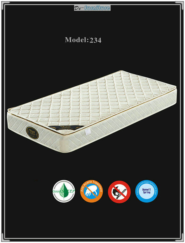 Apartment Project Double Bed Mattress (234)