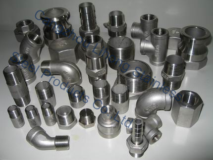 """1"""" Stainless Steel 316 DIN2999 Socket From Pipe"""