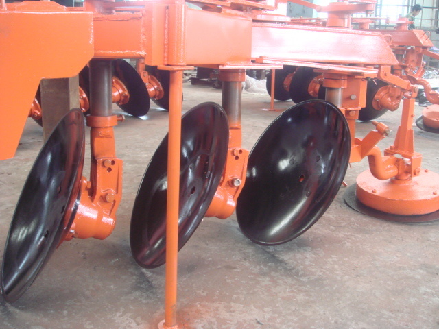 Two-Way Disc Plough