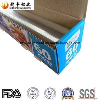 Extra Heavy Duty Aluminum Foil for Hotel Use