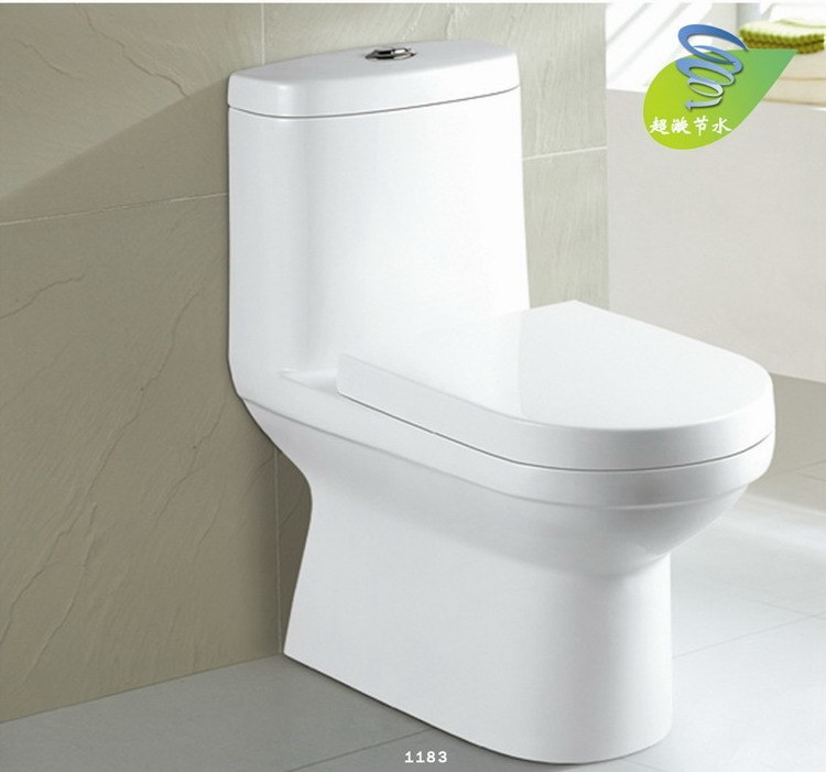Siphonic One-Piece Water Saving Sanitary Ware CE-T224