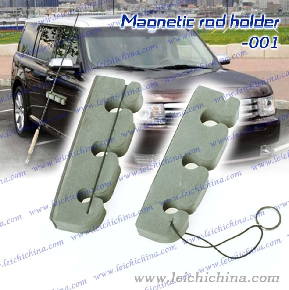 High Density Foam Magnetic Fishing Rod Holder Tool