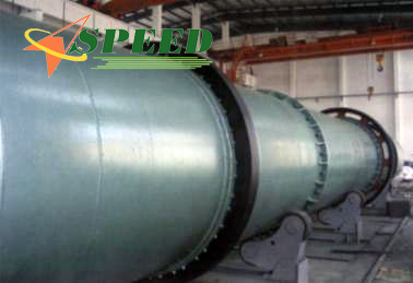 Rotary Cooler for Cement Industry