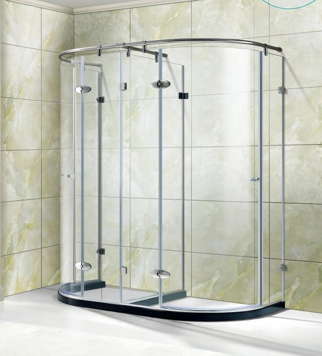 Double Compartment Shower Room   FOSHAN NANHAI ATOM SANITARY WARE CO., LTD.    Page 1.