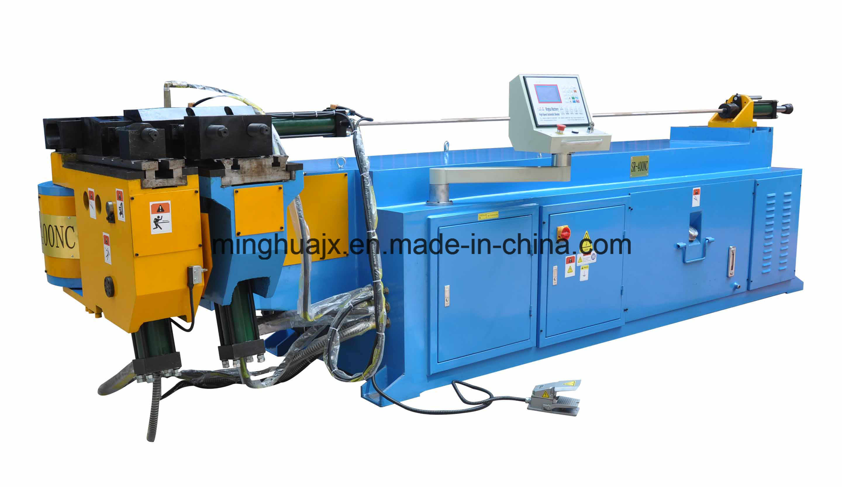 Cost-Effective Tube Bending Machine DW89NC