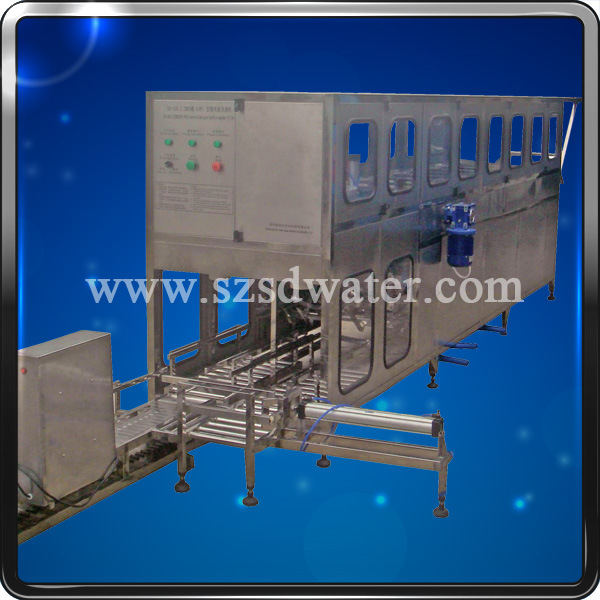 Algeria Market 5 Gallon Barrel Water Line