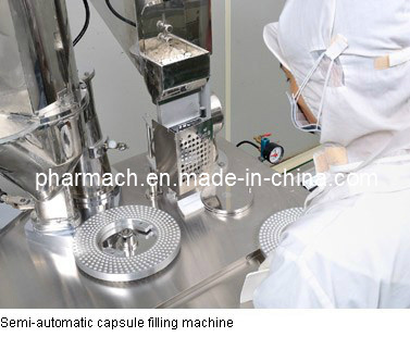 Semi-Automatic Capsule Filling Machine (DTJ-V)