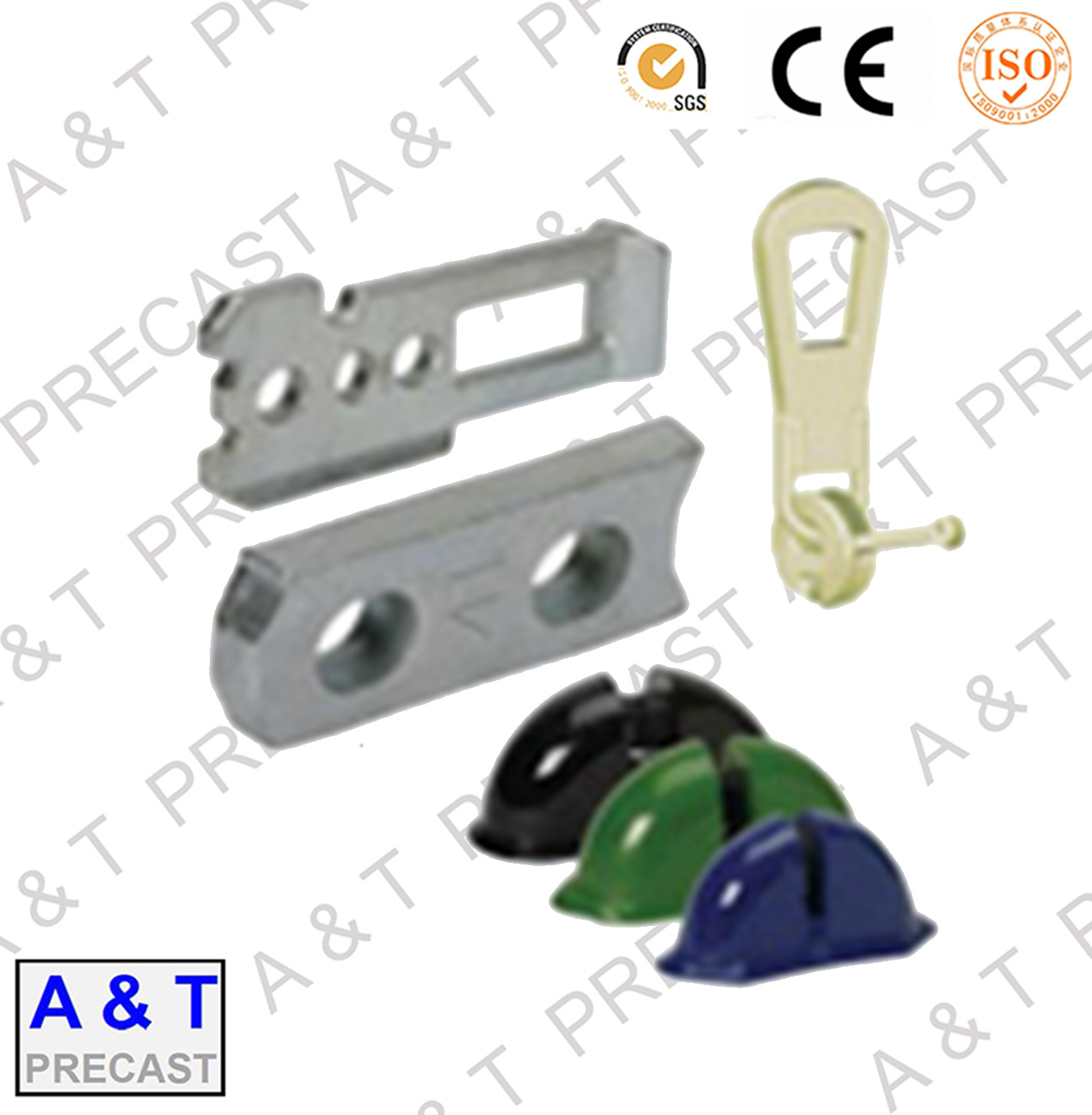 Carbon Steel Two Hole Anchor of High Quality (2.5Ton)